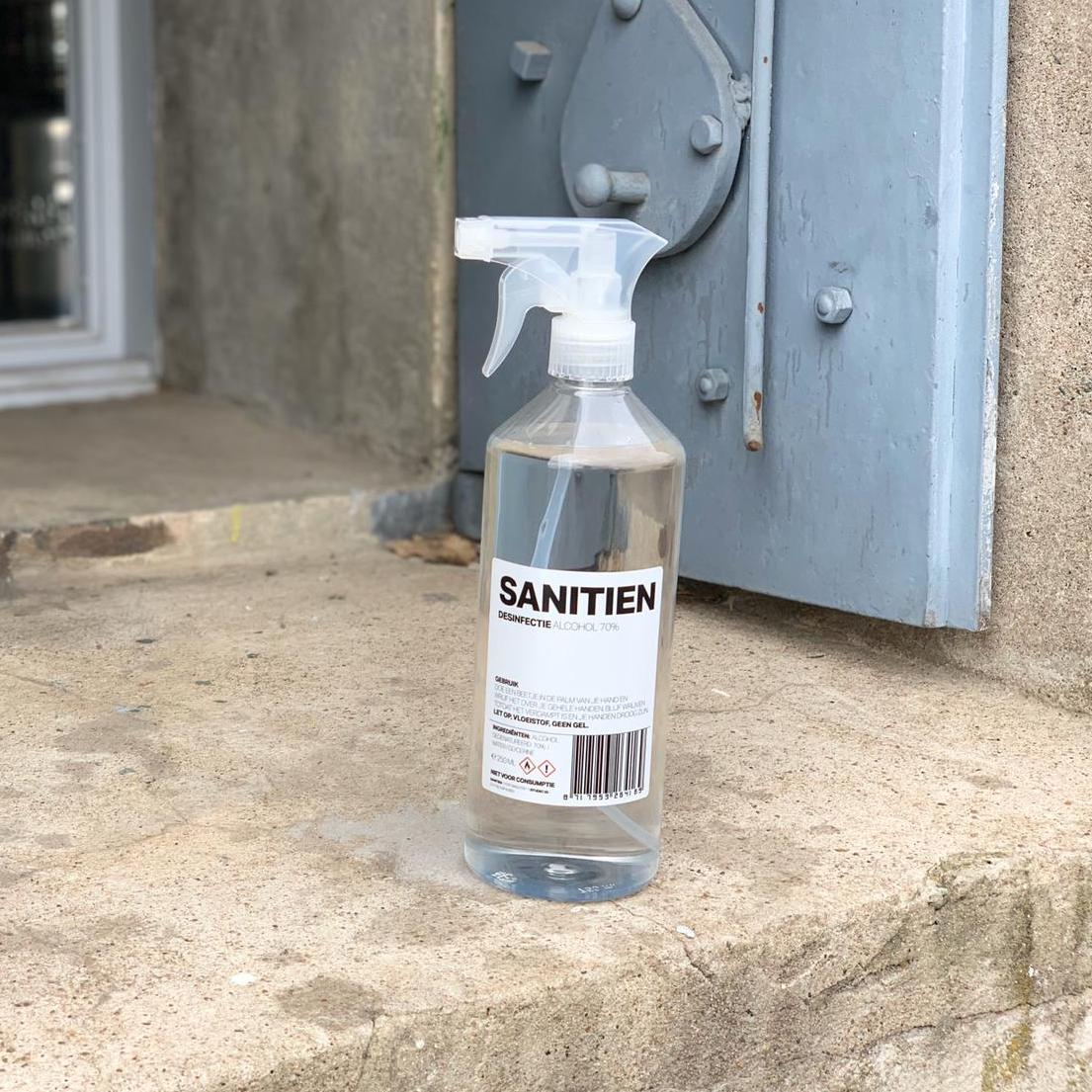 Sanitien 750 ml hand sanitiser